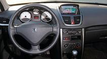 Peugeot 207 SW, Cockpit
