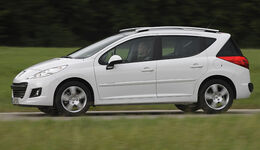 Peugeot 207 SW HDi 90