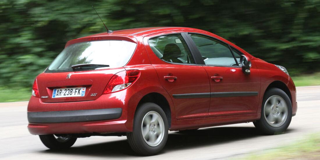 Peugeot 207 Vti