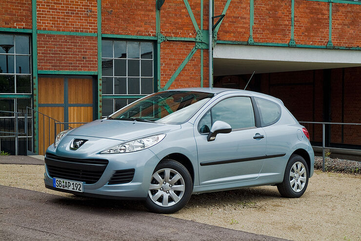 Peugeot 207 Auto Motor Und Sport