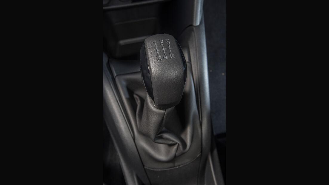 Peugeot 208 68 VTi, Schalthebel, Schaltknauf