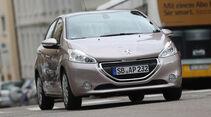 Peugeot 208 82 VTi Active, Frontansicht