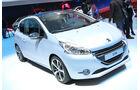 Peugeot 208 Autosalon Genf 2012, Messe