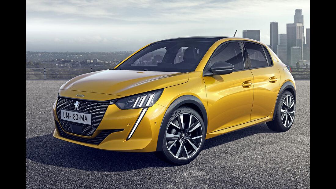 Peugeot 208, Best Cars 2020, Kategorie B Kleinwagen