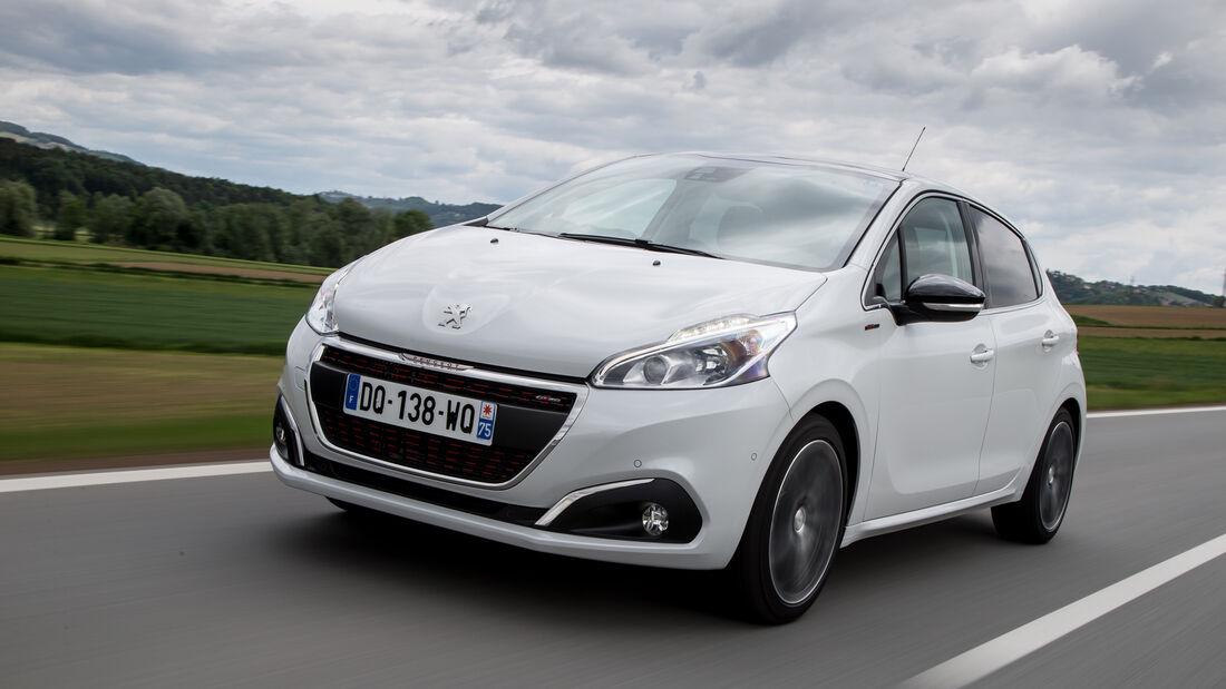 Peugeot 208, Facelift, 2015