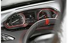 Peugeot 208 GTi 30th, Rundinstrumente