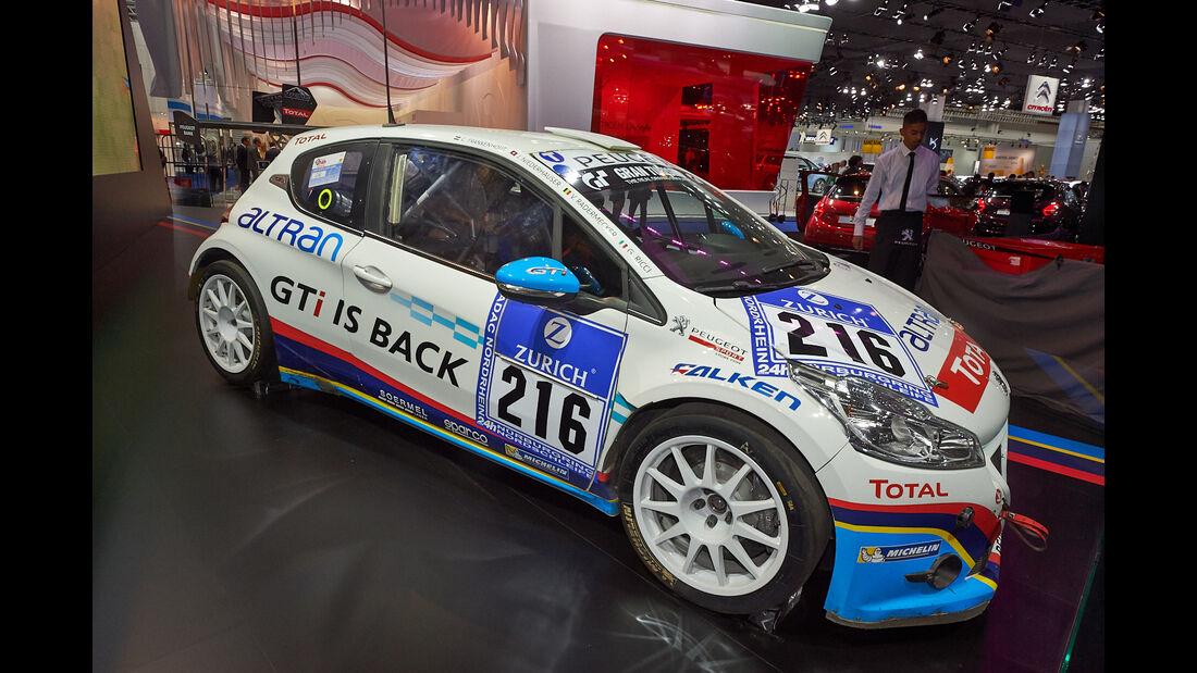 Peugeot 208 GTi - IAA 2013