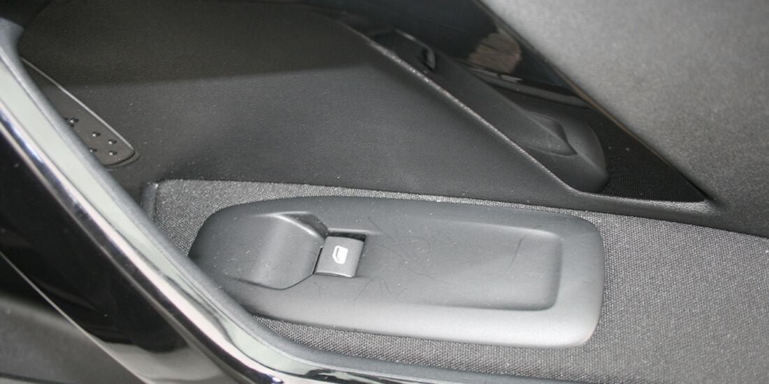 Peugeot 208, Innenraum-Check, elektrischer Fensterheber