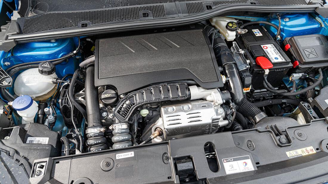 Peugeot 208 PT 130, Interieur