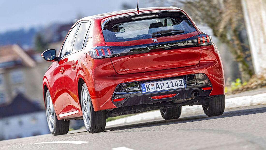 Peugeot 208 Puretech 100, Exterieur