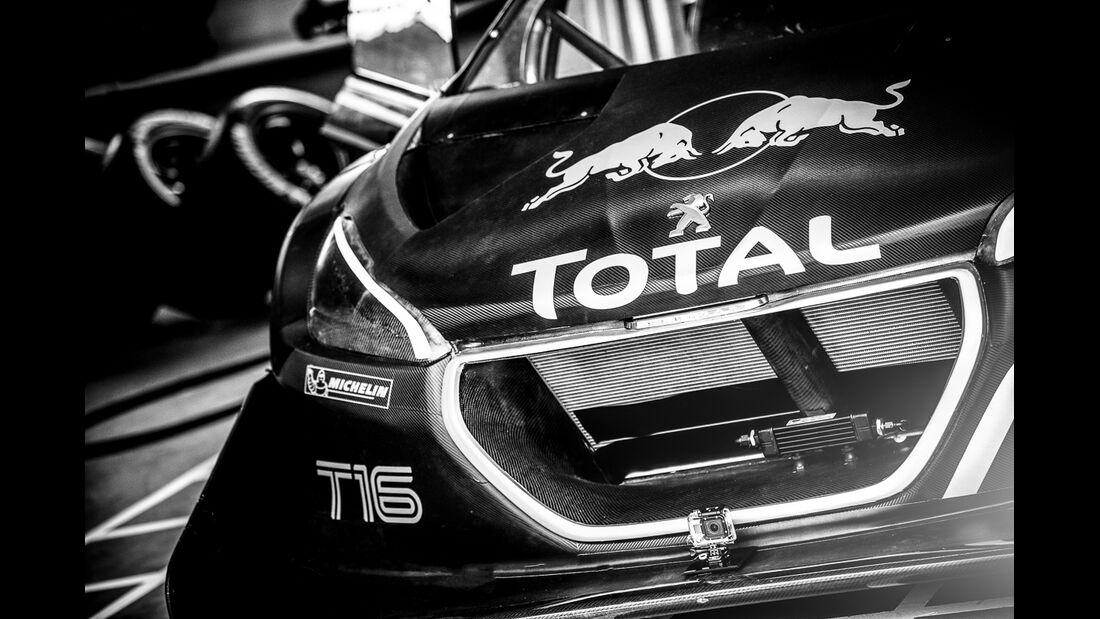 Peugeot 208 T16 Pikes Peak 2013