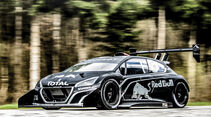 Peugeot 208 T16, Pikes Peak, Frontansicht