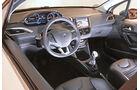 Peugeot 208 THP 155 Allure, Cockpit, Lenkrad