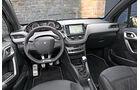 Peugeot 208 XY 155 THP, Cockpit