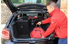 Peugeot 208 XY 155 THP, Kofferraum