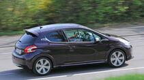 Peugeot 208 XY 155 THP, Seitenansicht