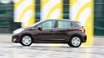 Peugeot 208 e-HDi 115 Allure, Seitenansicht