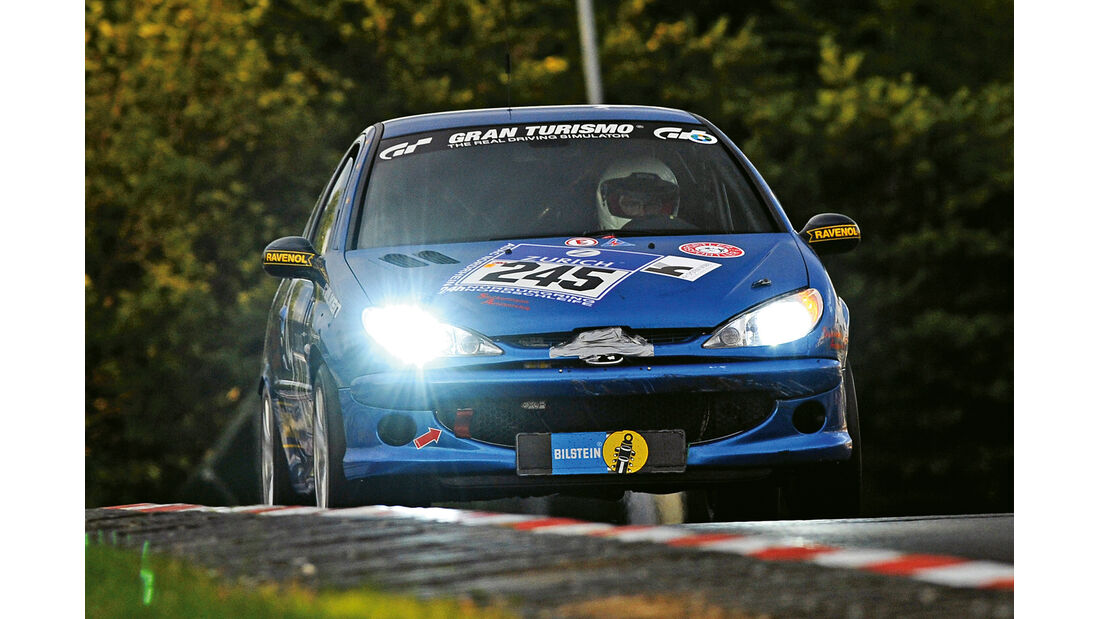 Peugeot, 24h-Rennen
