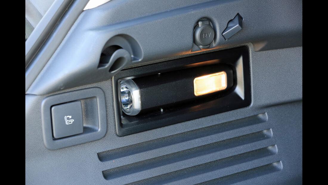 Peugeot 3008 1.6 VTi 120 ACTIVE, Türlicht