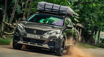 Peugeot 3008 Adventure Concept