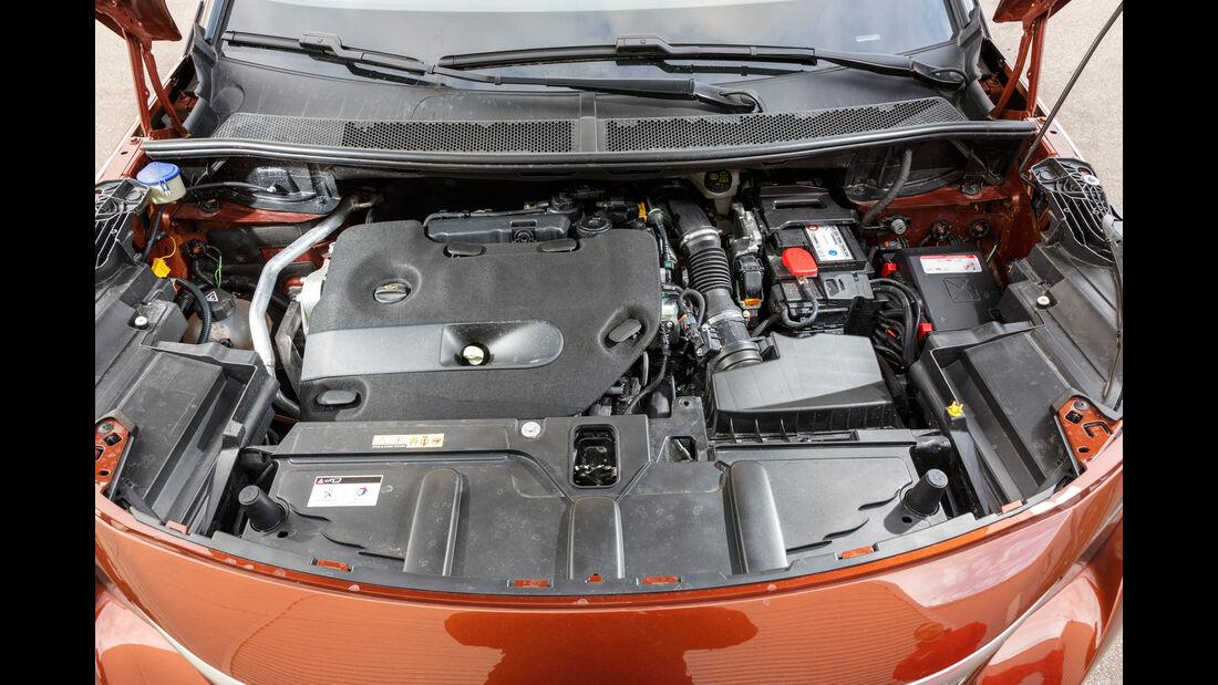 Peugeot 3008 BlueHDi 180, Motor
