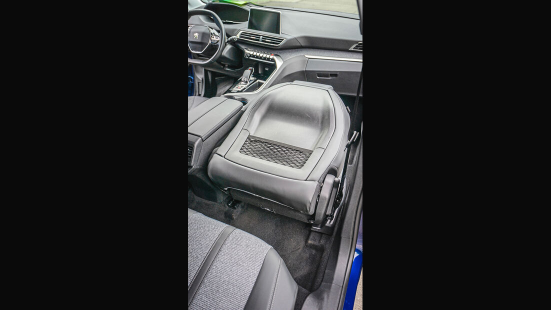 Peugeot 3008, Exterieur/Interieur