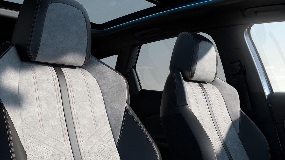 Peugeot 3008 Facelift / Modellpflege 2021