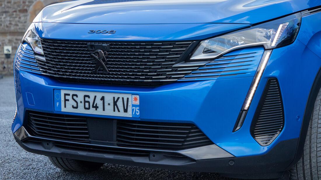 Peugeot 3008 Hybrid 225 e, Exterieur