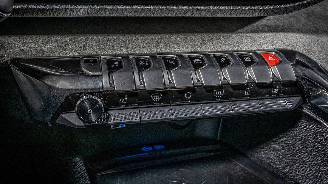 Peugeot 3008 Hybrid 300e, Interieur