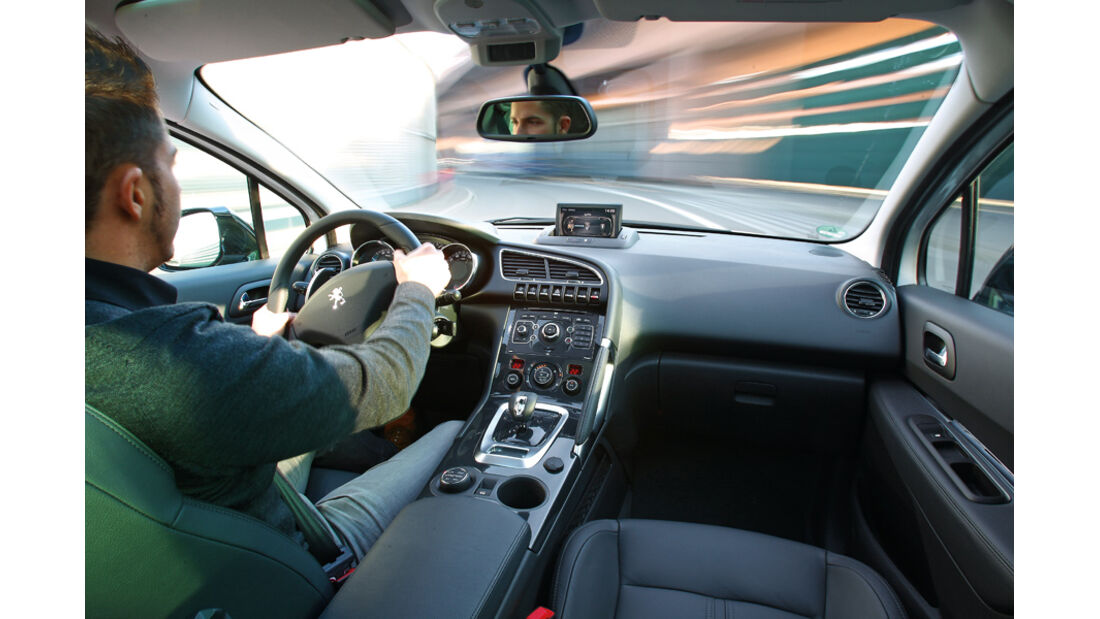 Peugeot 3008 Hybrid, Cockpit