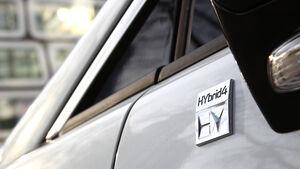 Peugeot 3008 Hybrid, Emblem, Typenbezeichnung
