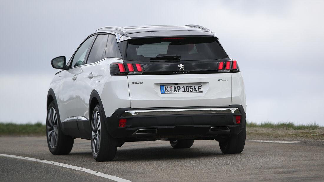 Peugeot 3008 Hybrid4