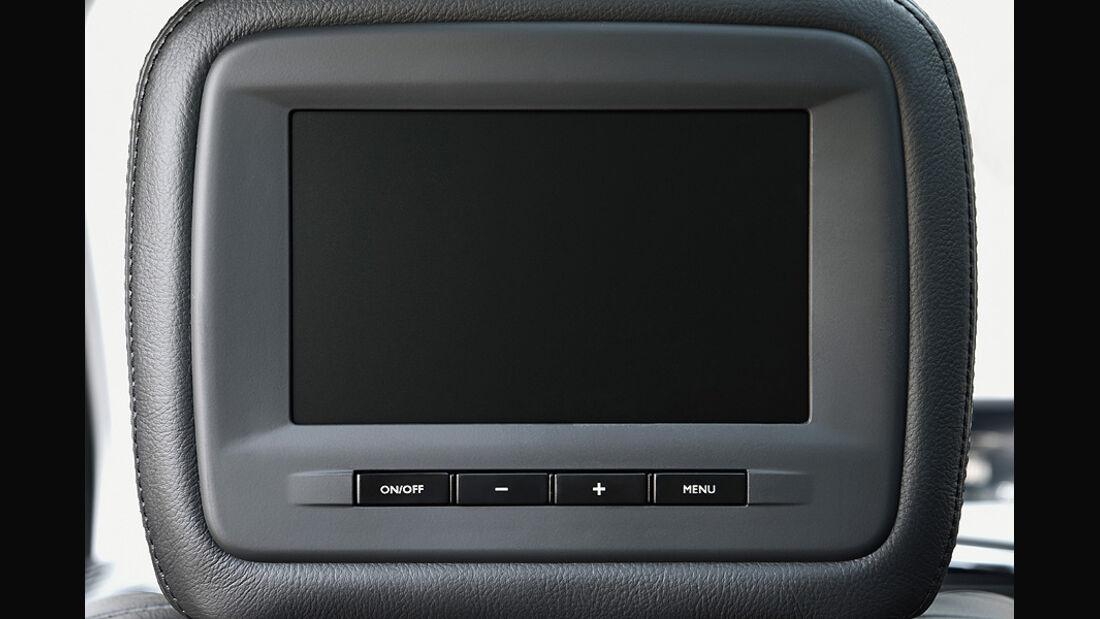 Peugeot 3008 Hybrid4 Monitor