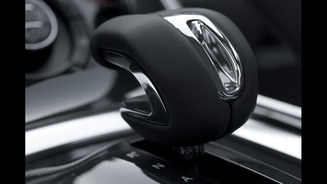 Peugeot 3008 Hybrid4 Schalthebel