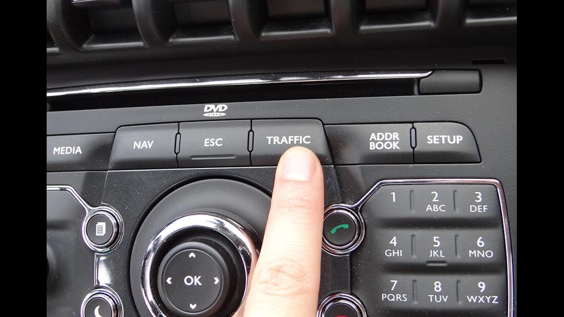 Peugeot 3008, Innenraum-Check, Cockpit
