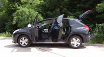 Peugeot 3008, Innenraum-Check, Seitenansicht