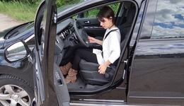 Peugeot 3008, Innenraum-Check, Sitze