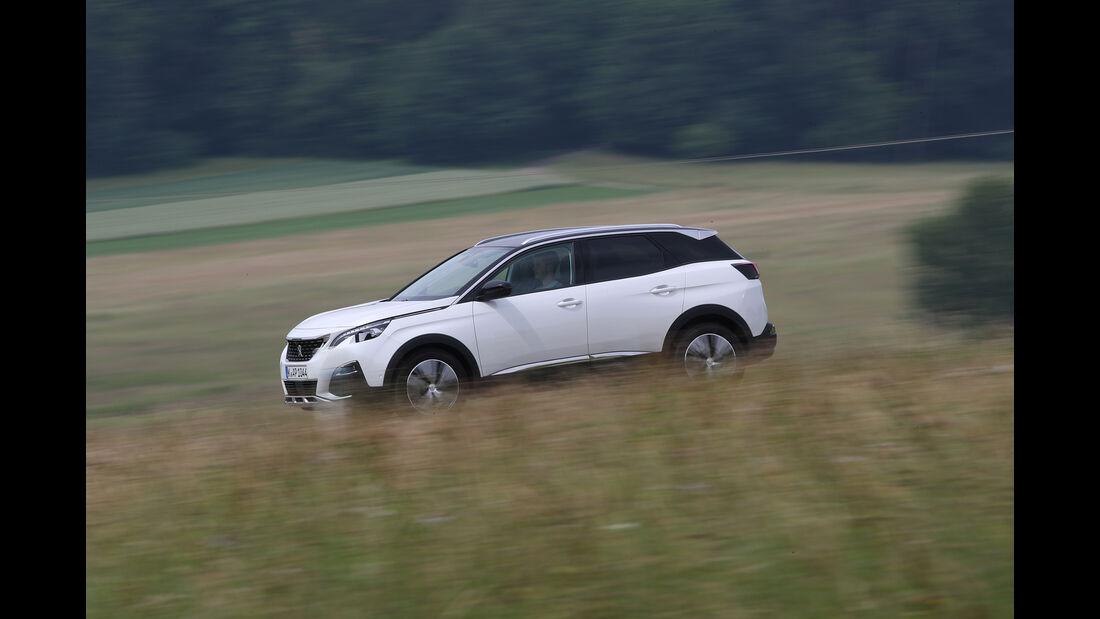 Peugeot 3008 Puretech 130, Exterieur