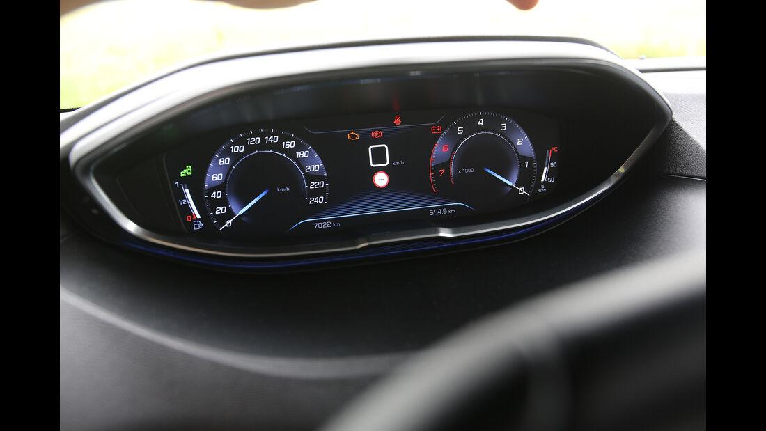 Peugeot 3008 Puretech 130, Interieur