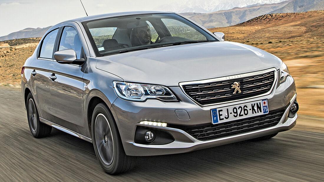 Peugeot 301, Best Cars 2020, Kategorie C Kompaktklasse