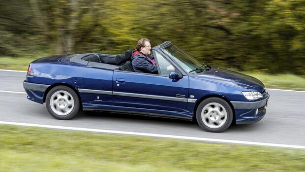 Peugeot 306 Cabrio 1.6, Exterieur