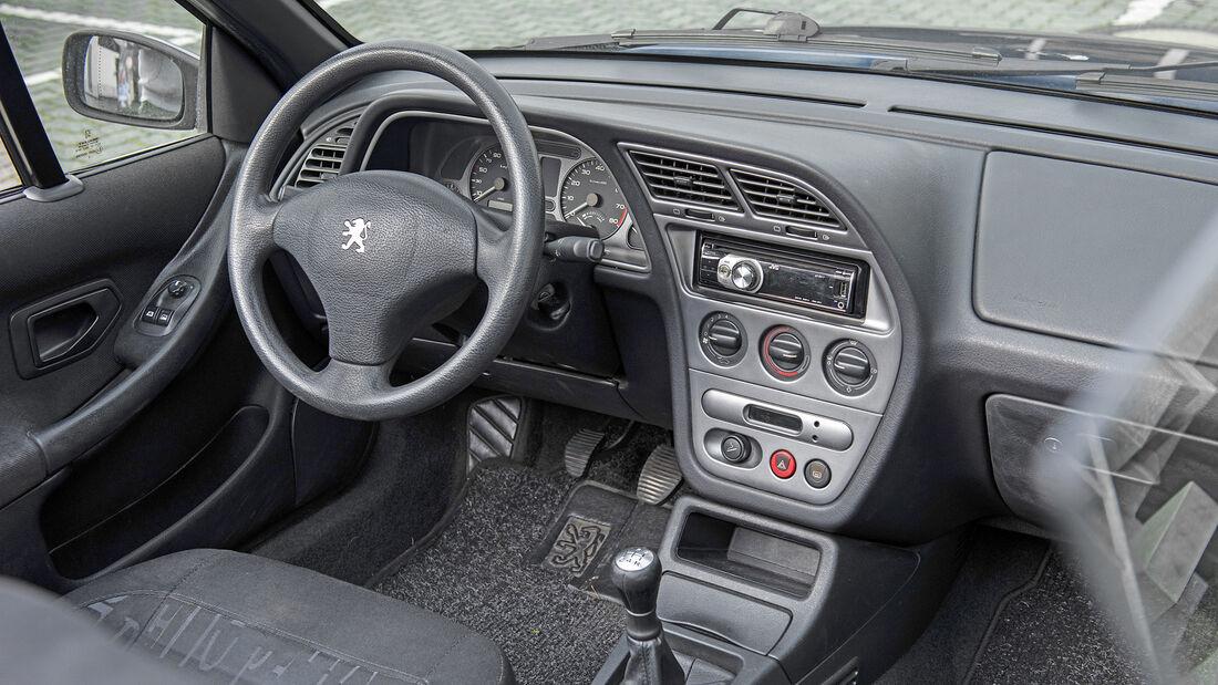 Peugeot 306 Cabrio 1.6, Interieur