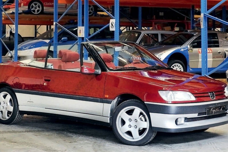 Peugeot 306 Cabriolet Lipstick (1993)