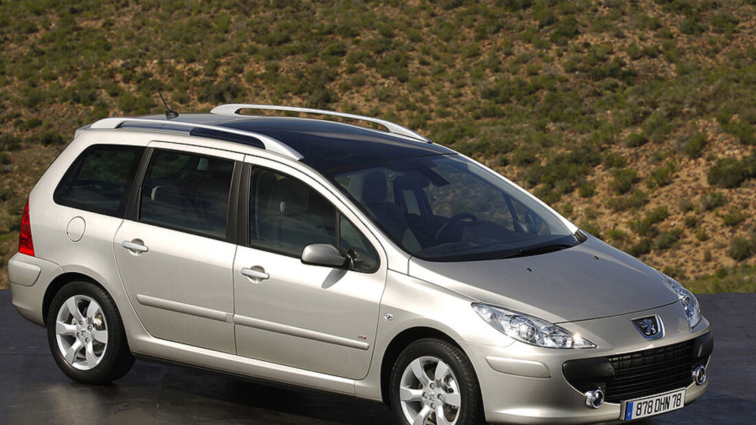 Peugeot-307 SW