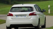 Peugeot 308 125 THP, Heckansicht