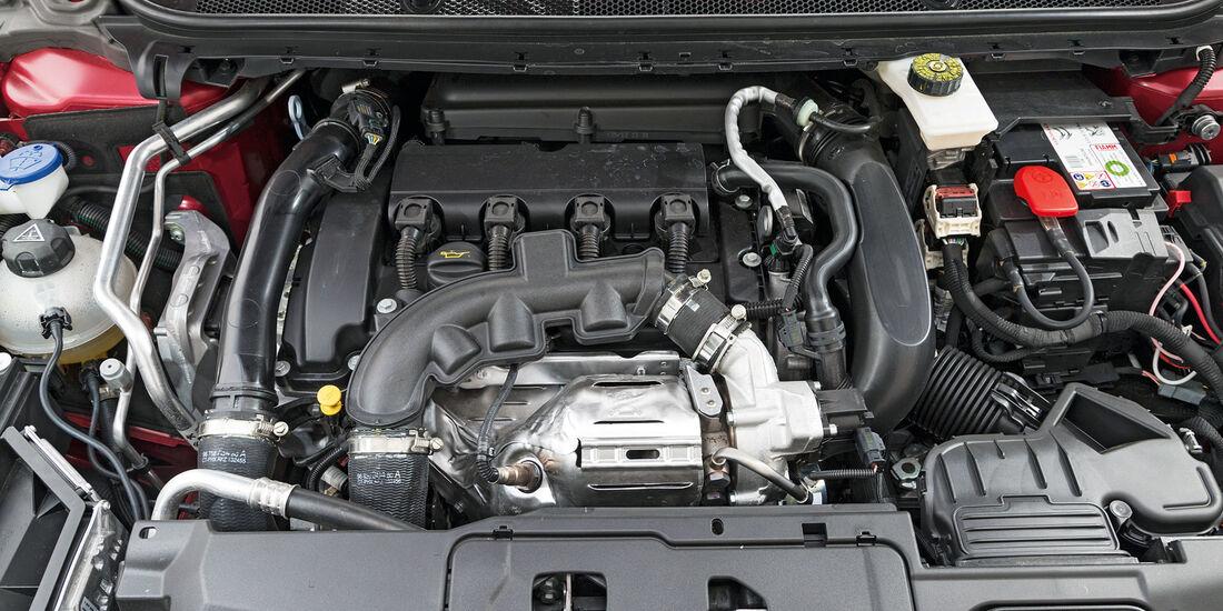 Peugeot 308 125 THP, Motor