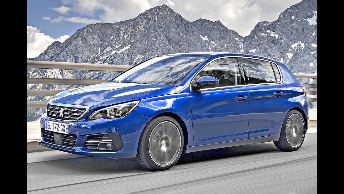 Peugeot 308, Best Cars 2020, Kategorie C Kompaktklasse