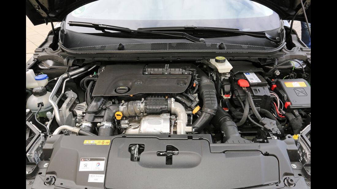 Peugeot 308 Blue HDi 120, Motor