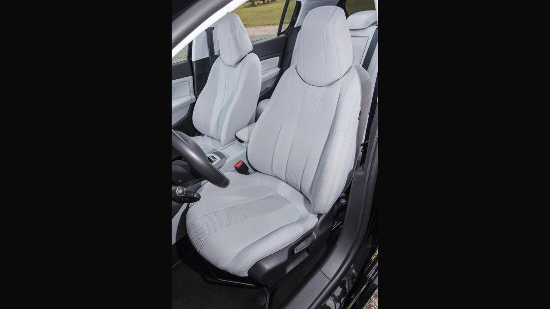 Peugeot 308 Blue HDi, Fahrersitz