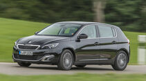 Peugeot 308 Blue HDi, Frontansicht